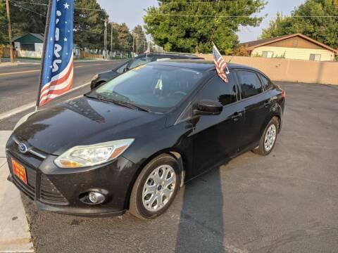 2012 Ford Focus for sale at Progressive Auto Sales in Twin Falls ID
