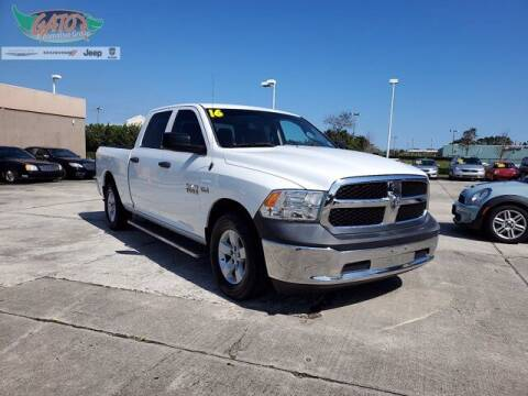 2016 RAM Ram Pickup 1500 for sale at GATOR'S IMPORT SUPERSTORE in Melbourne FL