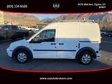 2013 Ford Transit Connect for sale at S S Auto Brokers in Ogden UT