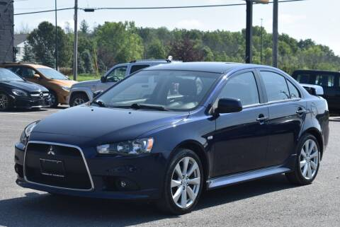 2014 Mitsubishi Lancer for sale at Broadway Garage of Columbia County Inc. in Hudson NY