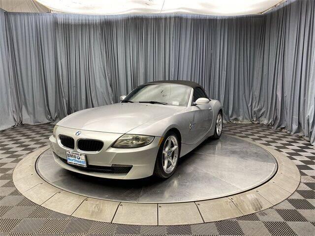 2007 BMW Z4 for sale in Tacoma, WA