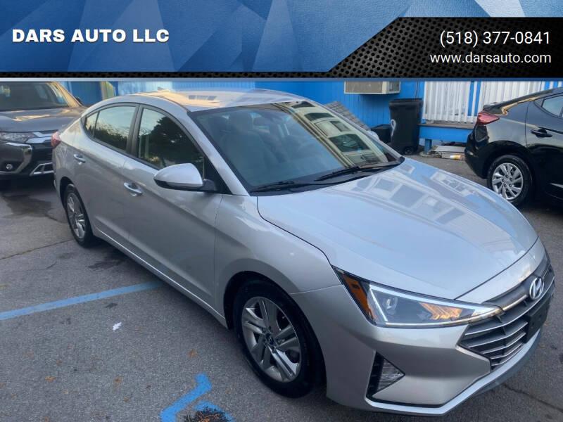 2020 Hyundai Elantra for sale at DARS AUTO LLC in Schenectady NY