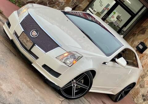 2012 Cadillac CTS for sale at Atlanta Prestige Motors in Decatur GA