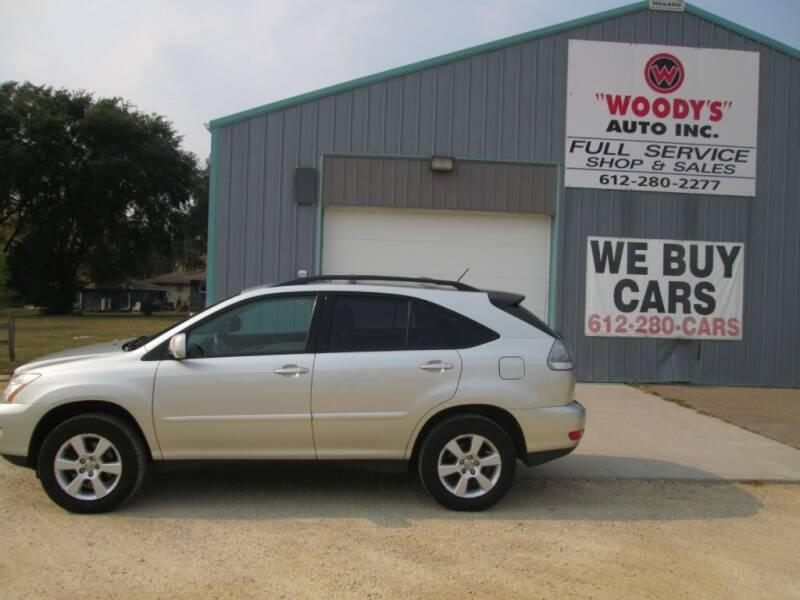 2004 Lexus RX 330 for sale at Woody's Auto Sales Inc in Randolph MN