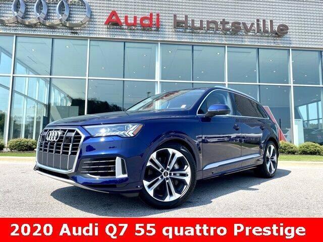 2020 Audi Q7 for sale in Huntsville, AL