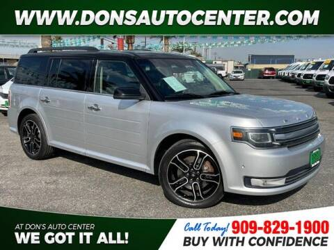 2014 Ford Flex for sale at Dons Auto Center in Fontana CA