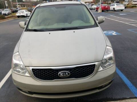 2014 Kia Sedona for sale at Lou Sobh Kia in Cumming GA
