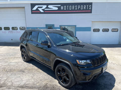 2018 Jeep Grand Cherokee for sale at RS Motorsports, Inc. in Canandaigua NY