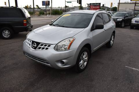 2015 Nissan Rogue Select for sale at Good Deal Auto Sales LLC in Denver CO