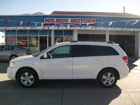 2010 Dodge Journey for sale at Wilson Motors in Junction City KS