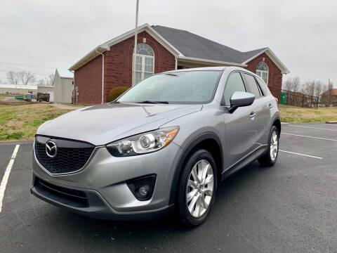 2013 Mazda CX-5 for sale at HillView Motors in Shepherdsville KY