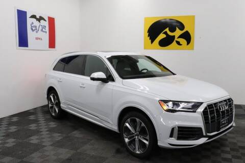 2021 Audi Q7 for sale at Carousel Auto Group in Iowa City IA