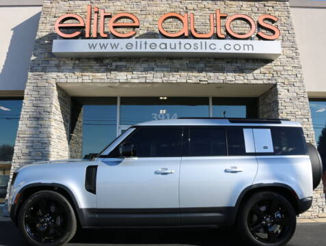 2020 Land Rover Defender for sale at Elite Autos LLC in Jonesboro AR