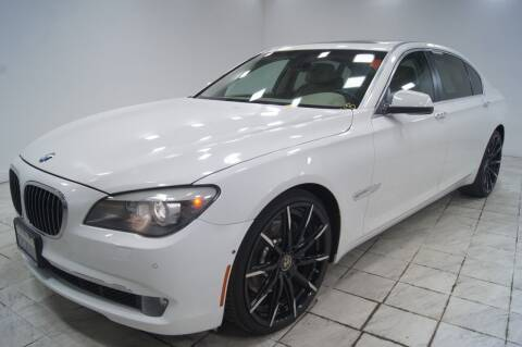 2009 BMW 7 Series for sale at Sacramento Luxury Motors in Carmichael CA