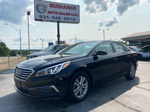 2015 Hyundai Sonata for sale at Guidance Auto Sales LLC in Columbia TN
