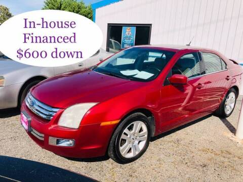 2007 Ford Fusion for sale at First Class Autos in Maiden NC