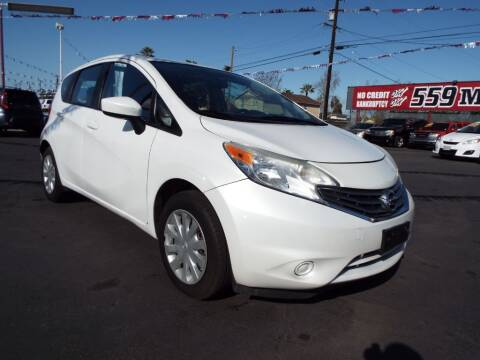 2015 Nissan Versa Note for sale at 559 Motors in Fresno CA