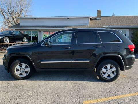 2012 Jeep Grand Cherokee for sale at Revolution Motors LLC in Wentzville MO