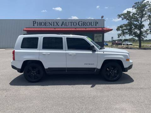 2015 Jeep Patriot for sale at PHOENIX AUTO GROUP in Belton TX