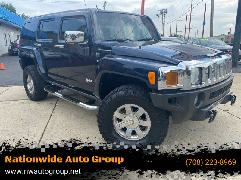 2007 HUMMER H3 for sale at Nationwide Auto Group in Melrose Park IL