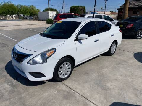 2016 Nissan Versa for sale at A AND A AUTO SALES in Gadsden AZ