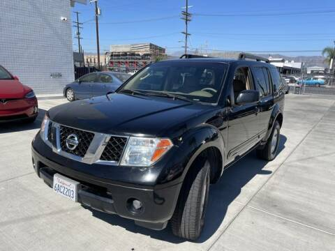 2007 Nissan Pathfinder for sale at Hunter's Auto Inc in North Hollywood CA