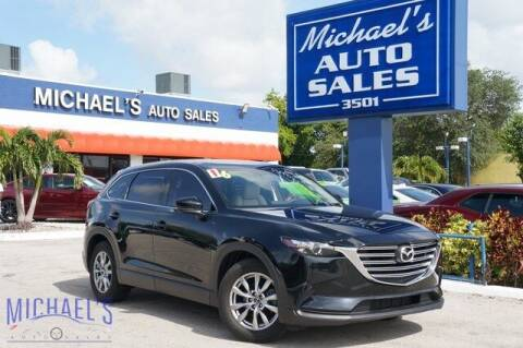 2016 Mazda CX-9 for sale at Michael's Auto Sales Corp in Hollywood FL