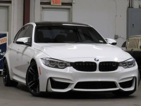 2015 BMW M3 for sale at CarPlex in Manassas VA