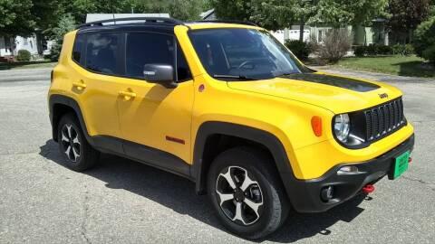 2019 Jeep Renegade for sale at Unzen Motors in Milbank SD