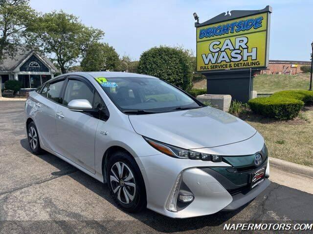 2017 Toyota Prius Prime for sale in Naperville, IL