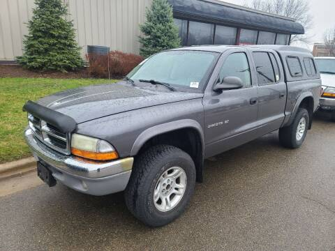 2002 Dodge Dakota for sale at Steve's Auto Sales in Madison WI