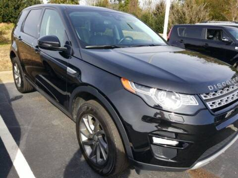 2016 Land Rover Discovery Sport for sale at Southern Auto Solutions - Georgia Car Finder - Southern Auto Solutions - Lou Sobh Kia in Marietta GA