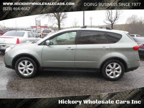 2006 Subaru B9 Tribeca for sale at Hickory Wholesale Cars Inc in Newton NC