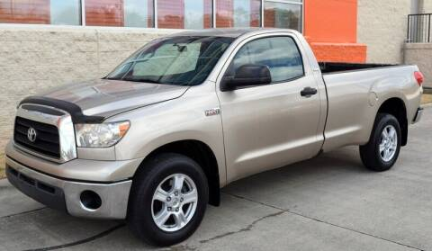 2008 Toyota Tundra for sale at Raleigh Auto Inc. in Raleigh NC