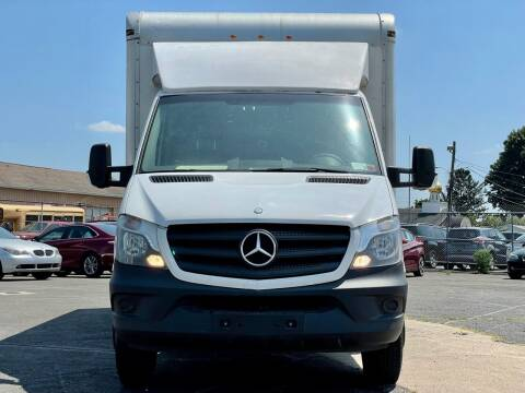2016 Mercedes-Benz Sprinter Cab Chassis for sale at Bristol Auto Mall in Levittown PA