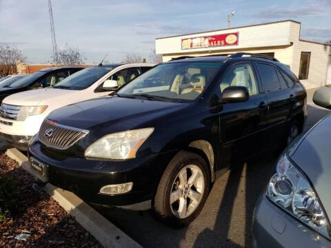 2005 Lexus RX 330 for sale at YOUR WAY AUTO SALES INC in Greensboro NC