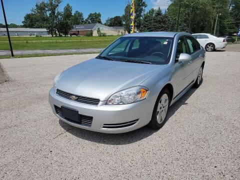 2011 Chevrolet Impala for sale at Patriot Autos in Muskegon MI
