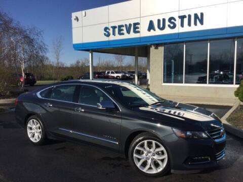 2015 Chevrolet Impala for sale at Austins At The Lake in Lakeview OH