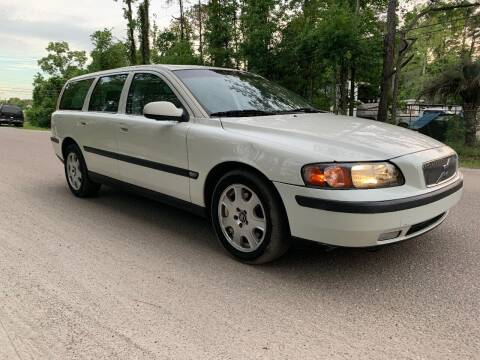 2001 Volvo V70 for sale at Next Autogas Auto Sales in Jacksonville FL