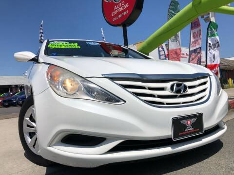 2012 Hyundai Sonata for sale at Auto Express in Chula Vista CA