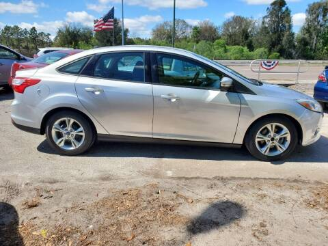 2014 Ford Focus for sale at Area 41 Auto Sales & Finance in Land O Lakes FL