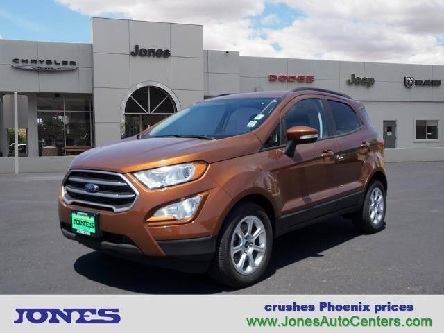 2018 Ford EcoSport for sale in Wickenburg, AZ