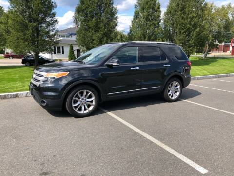 2015 Ford Explorer for sale at Chris Auto South in Agawam MA