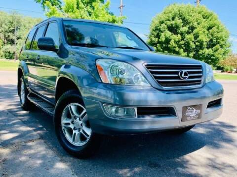 2006 Lexus GX 470 for sale at Boise Auto Group in Boise ID