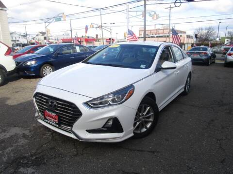 2018 Hyundai Sonata for sale at Dina Auto Sales in Paterson NJ