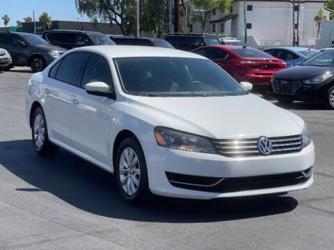 2013 Volkswagen Passat for sale at Brown & Brown Wholesale in Mesa AZ