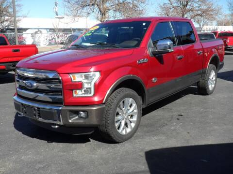 2016 Ford F-150 for sale at T & S Auto Brokers in Colorado Springs CO