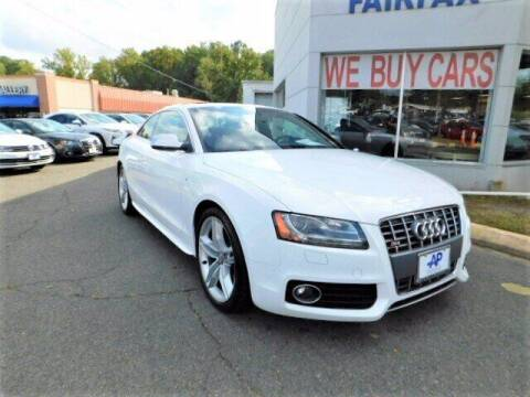 2011 Audi S5 for sale at AP Fairfax in Fairfax VA