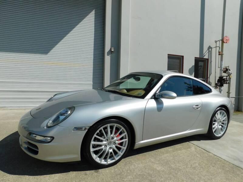 2008 Porsche 911 for sale at Conti Auto Sales Inc in Burlingame CA