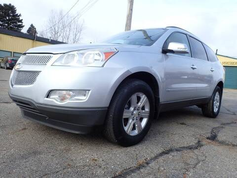 2010 Chevrolet Traverse for sale at RPM AUTO SALES in Lansing MI